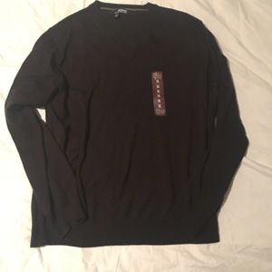 Men's light sweater